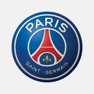 Paris Saint Germain design Embroidery -PSG LOGO