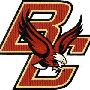boston_college_eagles_logo_embroidery_design